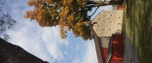 Historic Barn - Garth Oberlander Barn - Delaware County Historical Society - Delaware Ohio