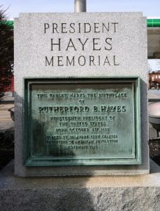 Rutherford B. Hayes - Ohio Presidential
