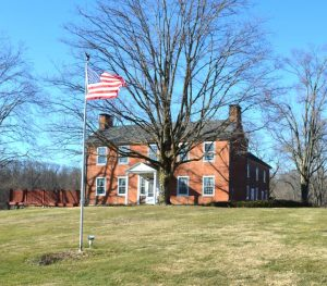 Meeker Homestead - Early Settler - Delaware County Historical Society - Delaware Ohio