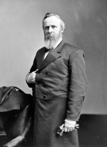 Rutherford B. Hayes - 29th President - Delaware County Historical Society - Delaware Ohio