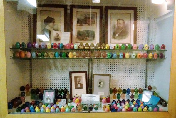 Presidential Easter Eggs