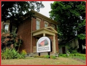 Nash House Museum -Historic House - Delwaware County Historical Society - Delaware, Ohio