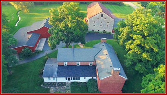 Meeker Homestead - Capital Campaign - Delaware County Historical Society - Delaware Ohio