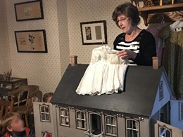 Doll House and Clothing