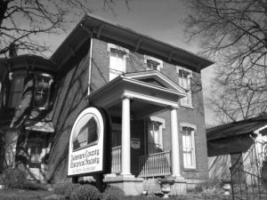 Newsletter - The Delaware County Historical Society - Delaware Ohio