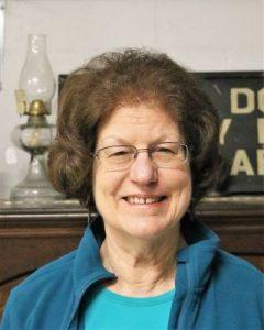 Alice Frazier - Board Member - Delaware County Historical Society - Delaware Ohio