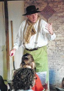 delaware Gazette - Underground Railroad - Delaware County Historical Society - Delaware Ohio