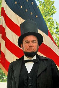 Abe Lincoln - History Program - Delaware County Historical Society - Delaware Ohio
