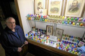White House Easter Eggs - Delaware County Historical Society - Delaware Ohio