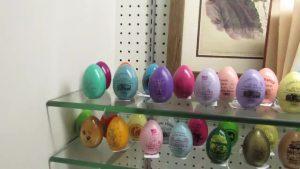 White House Easter Egg - Delaware County Historical Society - Delaware Ohio