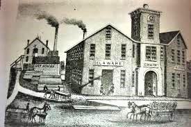 Delaware Chair Company - History - Delaware County Historical Society - Delaware Ohio
