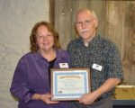 Volunteer of the Year - Volunteer Recognition Event - Delaware County Historical Society - Delaware Ohio