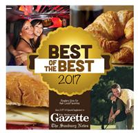 Reader's Choice 2017 Delaware Gazeette - The Barn at Stratford - Event Venue - Delaware Ohio
