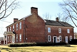 Historic Meeker House - Historic Home - Delaware County Historical Society - Delaware Ohio
