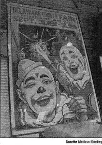Circus Program - Delaware County Historical Society - Delaware Ohio