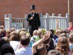 President Lincoln - Historic Events - Delaware County Historical Society - Delaware Ohio