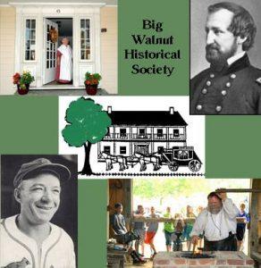 Big Walnut Historical Society - History