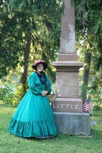 Cemetery Walk - Delaware Ohio History - Delaware County Historical Society - Delaware Ohio