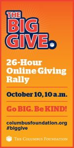 Big Give 2017 - Delaware County Historical Society - Delaware Ohio