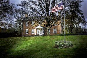 Meeker Homestead Museum - Delaware County Historical Society - Delaware Ohio