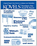 Kovels Catalog - Famous Firsts - Delaware County Historical Society - Delawware Ohio