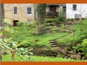 Bartholomew House - Underground Railroad - Delaware County Historical Society - Delaware Ohio