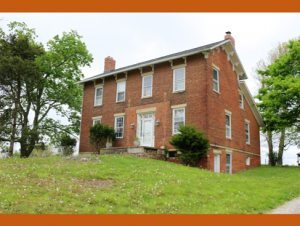 Sharp House - Underground Railroad - Delaware County Historical Society - Delaware Ohio