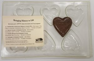 Antique Chocolates - First Friday - Delaware Ohio - Delaware County Historical Society
