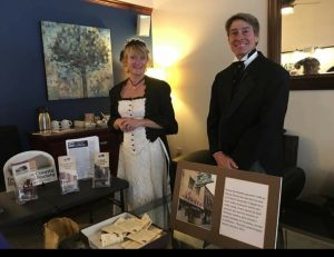 Volunteers - First Friday - Chocolate Walk 2018 - Delaware County Historical Society - Delaware Ohio