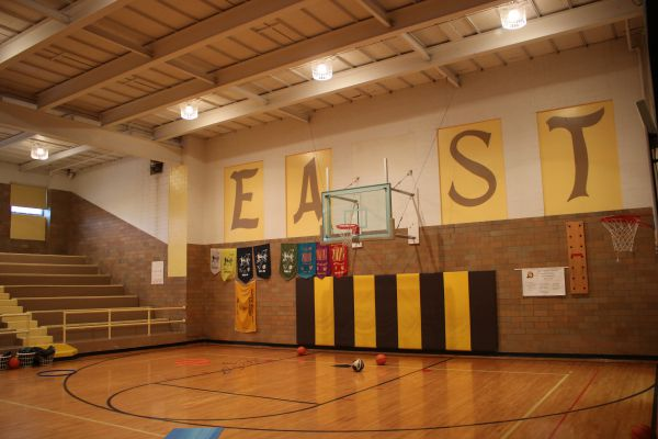 Elm Valley Basketball Court
