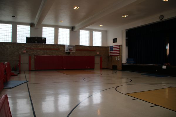 Scioto Valley Basketball Court