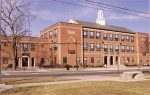 Frank B. Willis High School - Delaware History - Delaware County Historical Society
