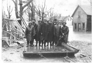 1913 Delaware Flood - Floods of Delaware County- History Program - Delaware County Historical Society - Delaware Ohio