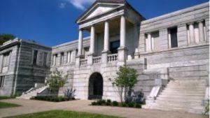 Green Lawn Abbey - Franklinton Historical Society - Columbus Ohio