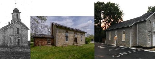At Risk / Restored / Repurposed - The Power of Place - History Program - Delaware County Historical Society - Delaware Ohio