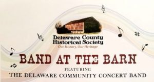 Band at the Barn - Concert - Delaware Community Concert Band - Delaware County Historical Society - Delaware Ohio