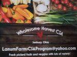 Delaware Farm Tour - Wholesome Harvest CSA - Delaware County Ohio