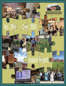2018 Annual Report - Delaware County Historical Society - Delaware Ohio