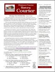 Delaware County History Courier - Newsletter - Delaware County Historical Society - Delaware Ohio