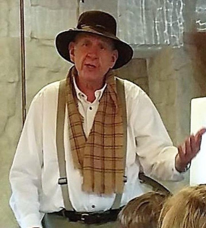Underground Railroad - History Program - Delaware County Historical Society - Delaware Ohio