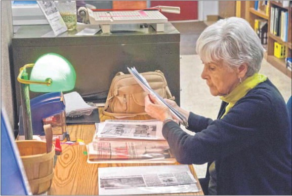 Volunteer - Delaware Gazette - Delaware County Historical Society - Delaware Ohio