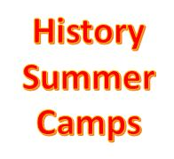 History Summer Camps - Delaware County Historical Society - Delaware Ohio