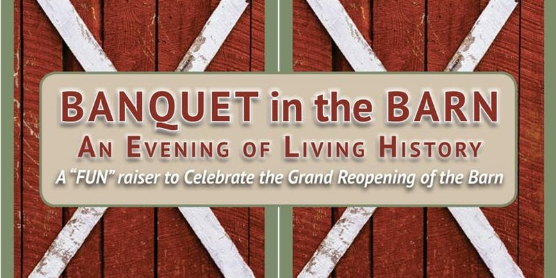 Banquet in the Barn - Delaware County Historical Society - Barn at Stratford - Delaware Ohio