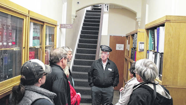 DCHS conducts tours of old jail