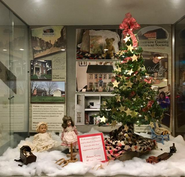 The Giving Tree – Hair Studio Display