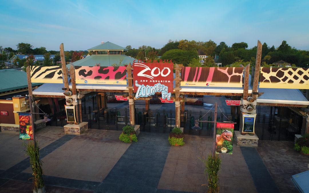 History of the Columbus Zoo and Aquarium