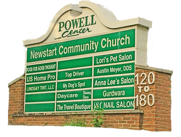 The Old Powell School