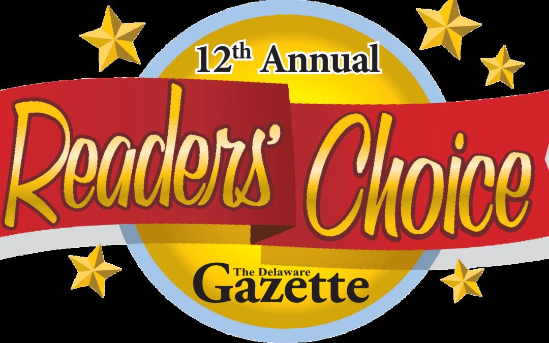 The Barn Top Readers' Choice 2020