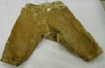 Adopt-A-Memory - Revolutionary War Breeches