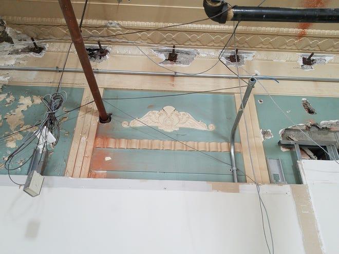 Delaware City Hall work reveals History